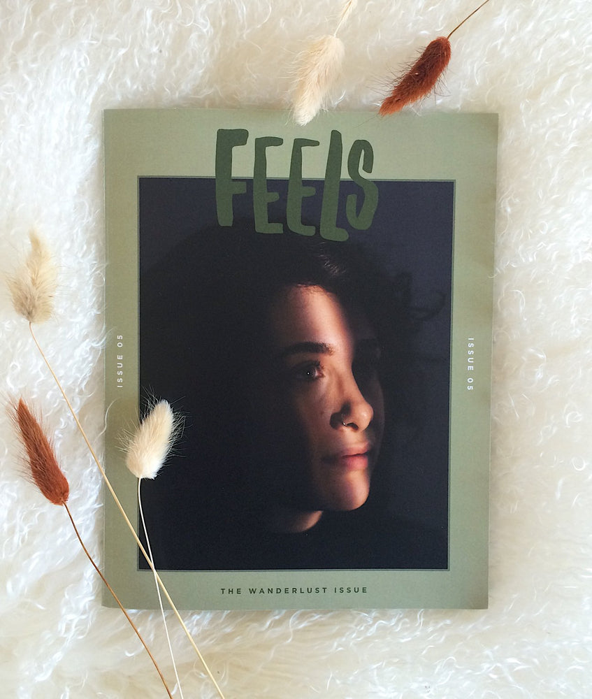 Zine | Feels, Issue 05 - Wanderlust