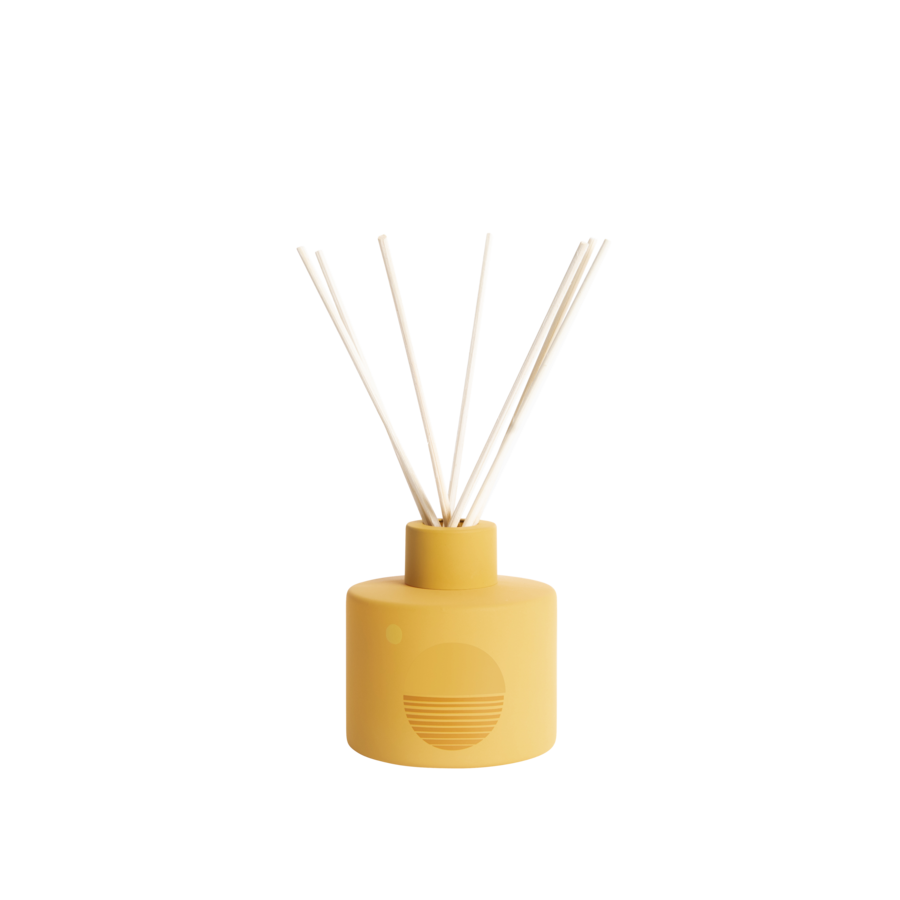 Reed Diffuser | Golden Hour 3.75 OZ | Sunset Collection