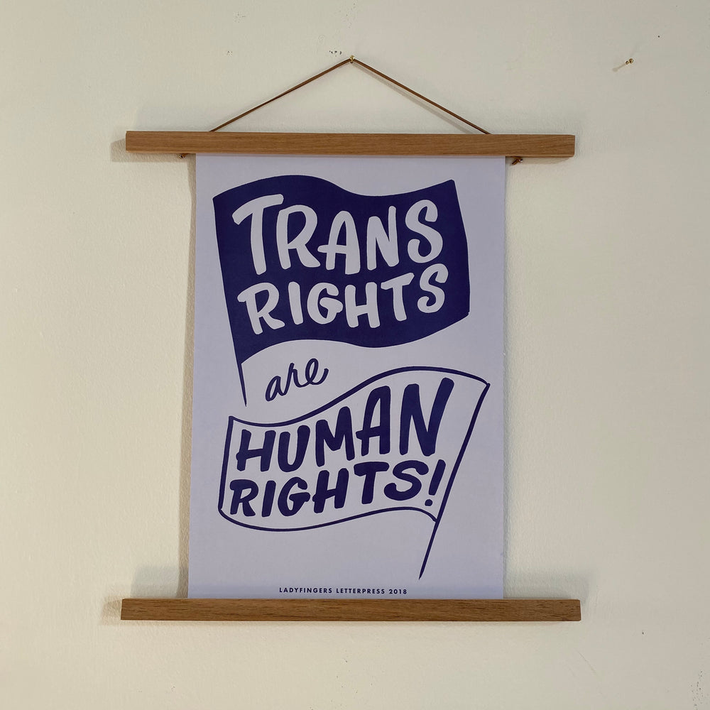 Protest Poster | Trans Rights