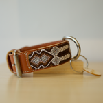 XS Pet Collar | Mexican Woven