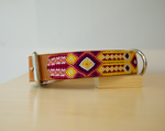 XL Pet Collar | Mexican Woven