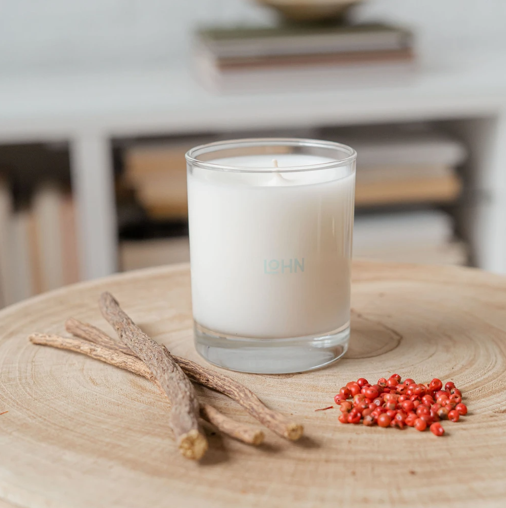 Coconut Soy Candle | VARA