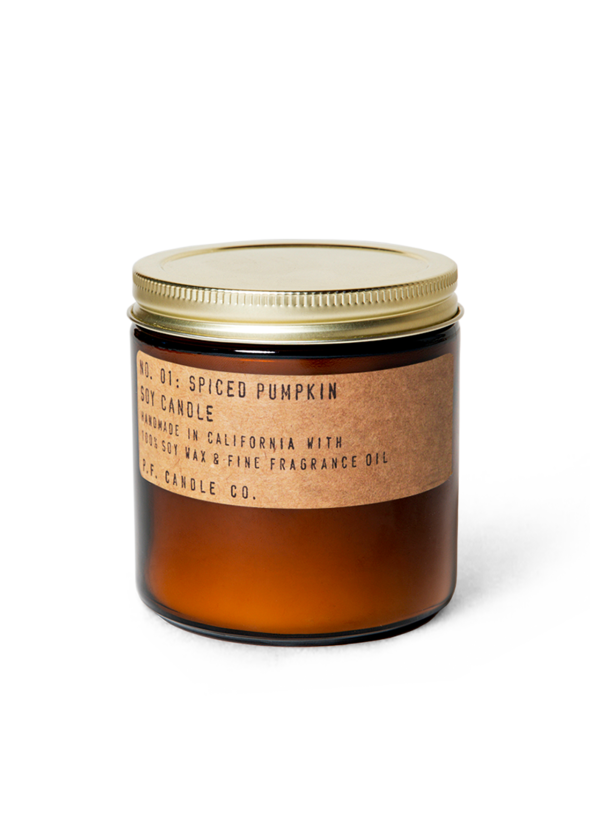 Soy Candle | No. 1: Spiced Pumpkin