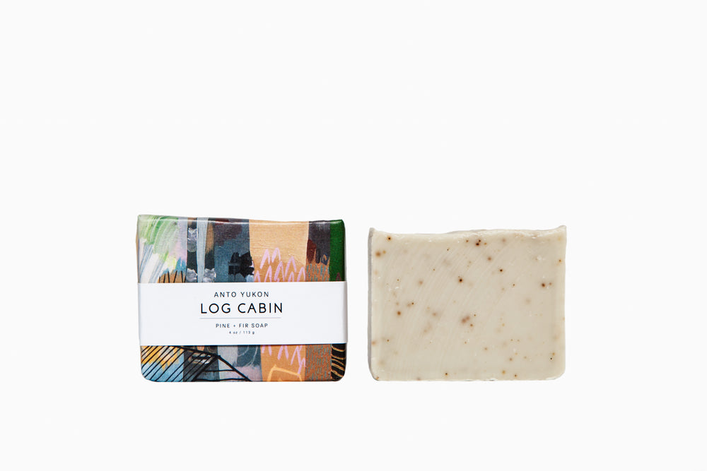 Soap | Log Cabin