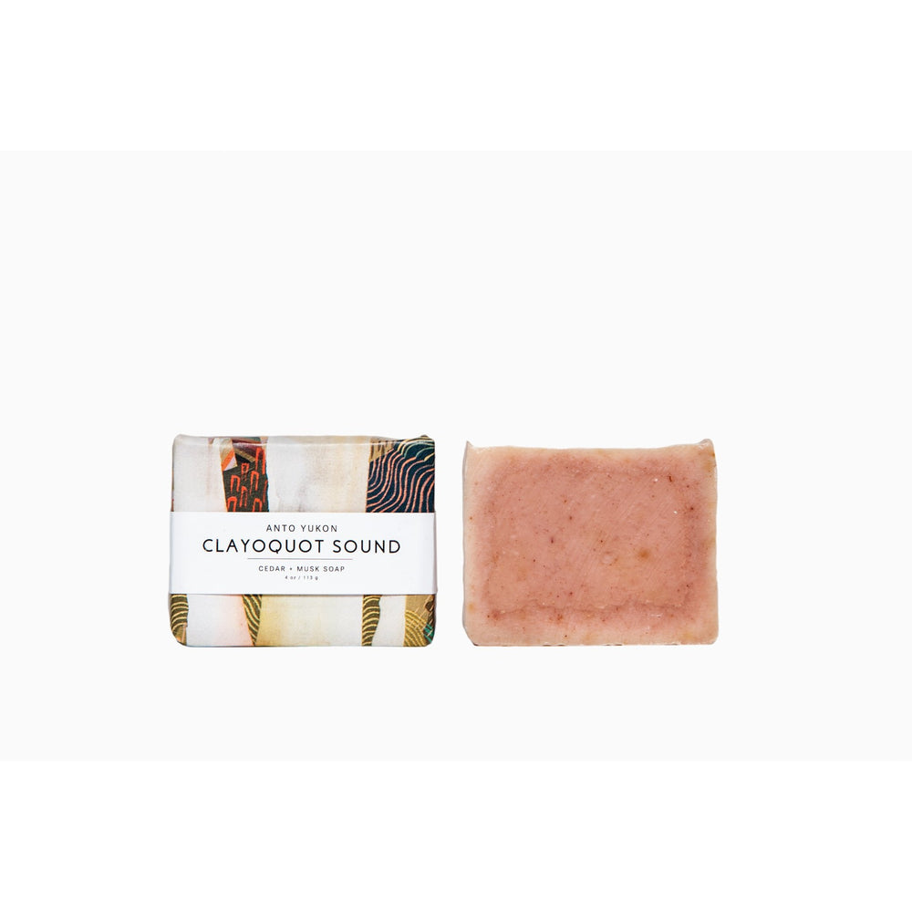 Soap, CLAYOQUOT SOUND Soap, Anto Yukon  - Common People Shop