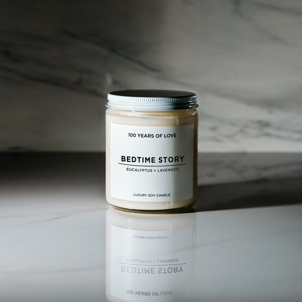 Soy Candle | Bedtime Story