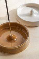 Incense Holder | Round Plate