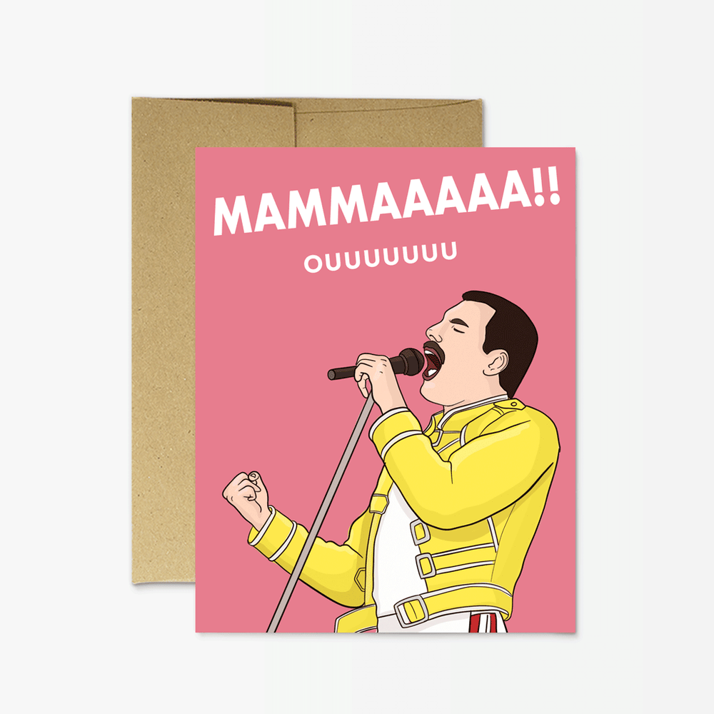 Mother's Day | Freddie Mercury