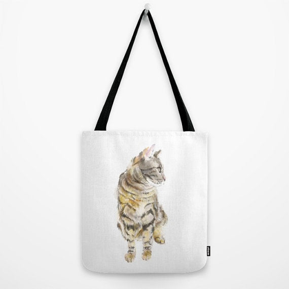 , Tote Bag | Cat, Triple Studio  - Common People Shop