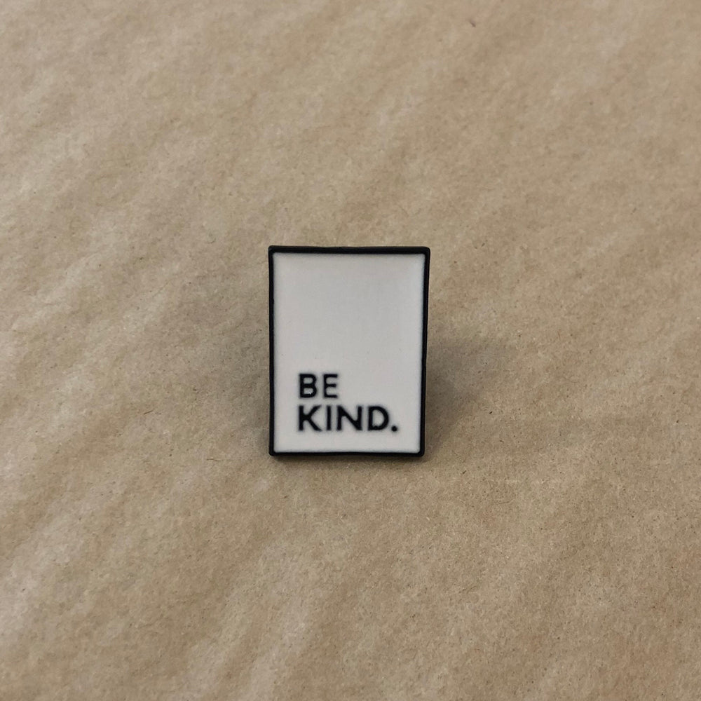 Enamel Pin | Be Kind