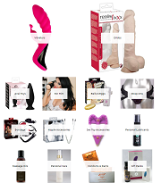 Sex Toys & Accessories Collection