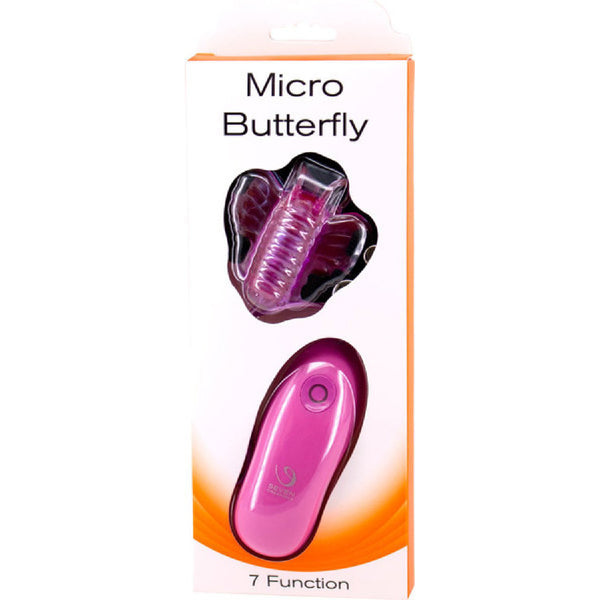 Micro Butterfly (Purple)
