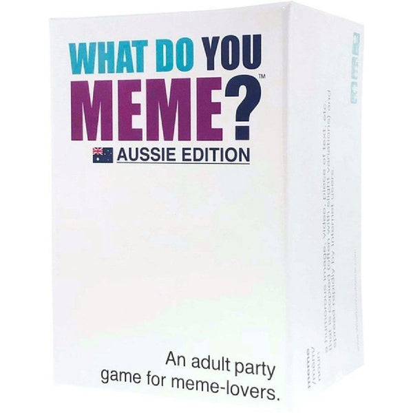 What Do You Meme (Aussie Edition)