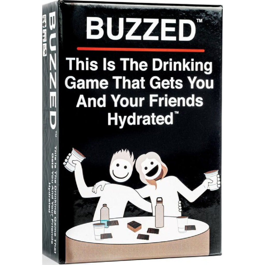 Buzzed (Hydrated Edition)