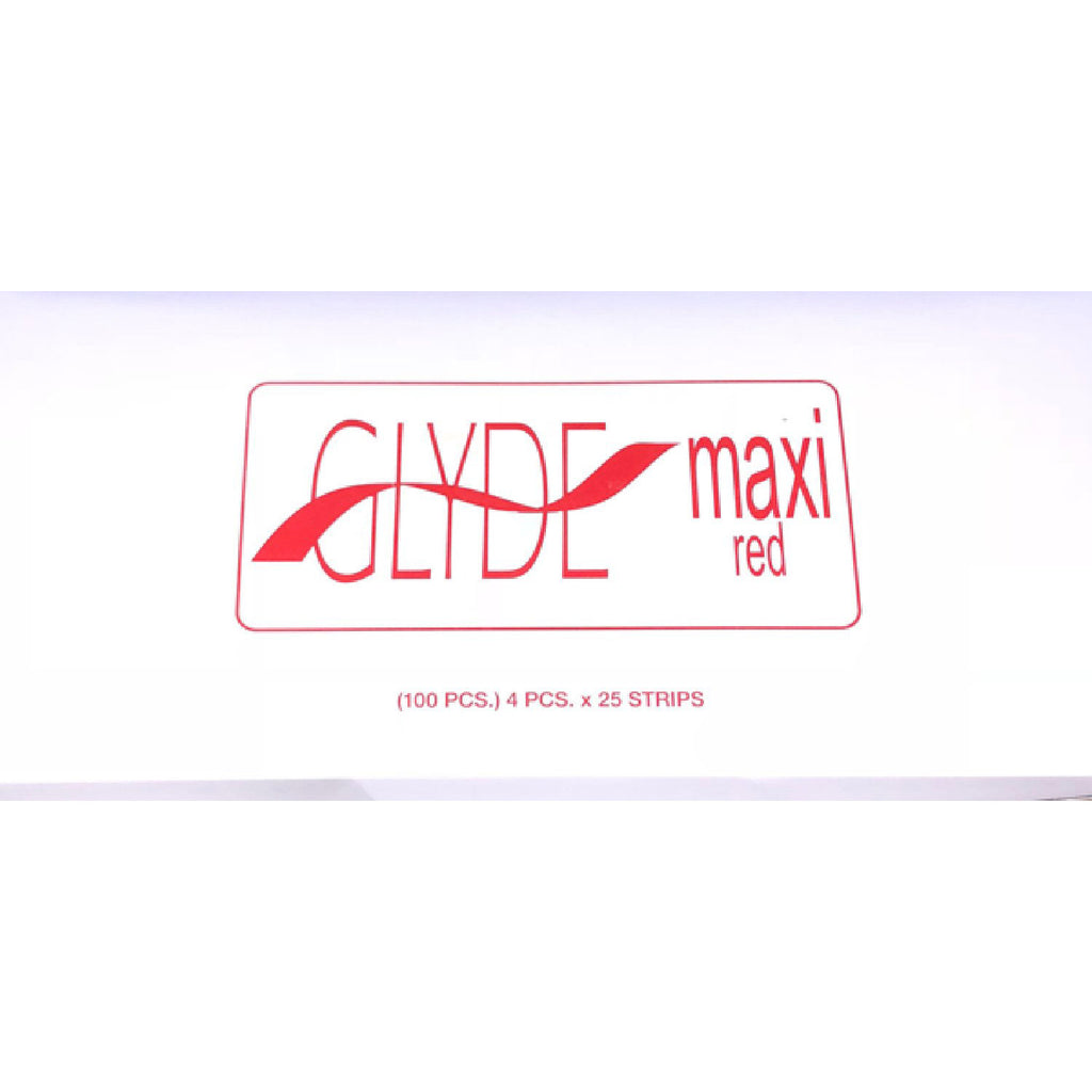 Glyde Condom - Maxi Red 56mm Bulk 100's