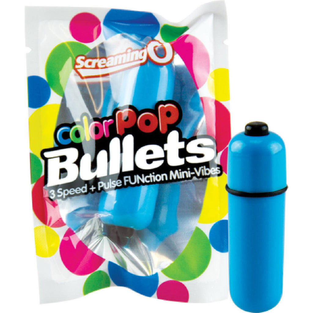 ColorPoP Bullet (Blue)