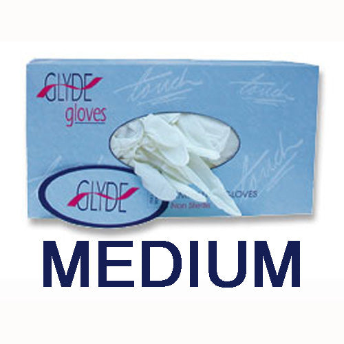 sex toy accessories glyde gloves medium white