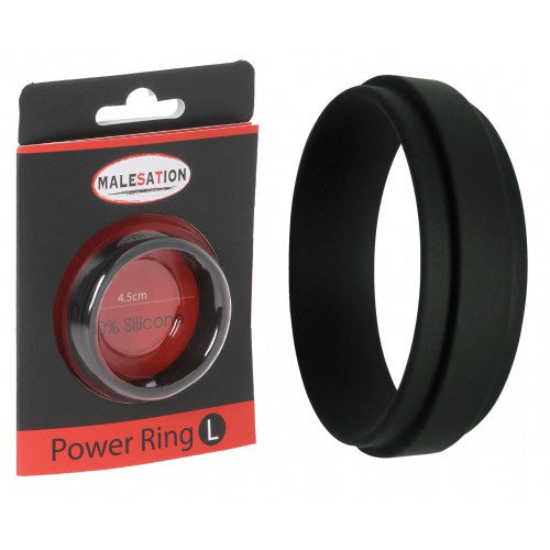 MALESATION Power Ring L (Ø 4,50 cm)