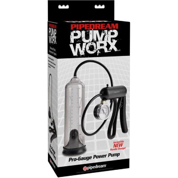 Pro-Gauge Power Pump (Black)
