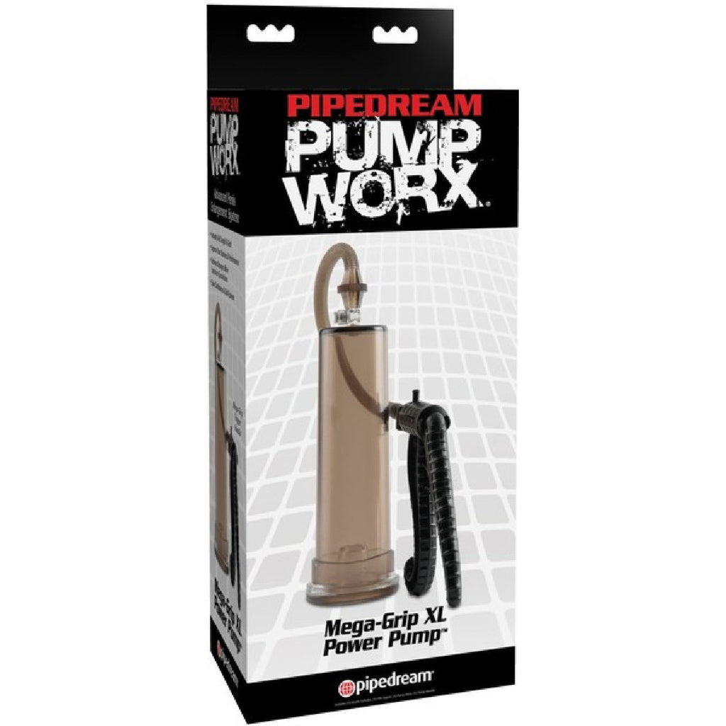 Mega-Grip XL Power Pump (Smoke/Black)