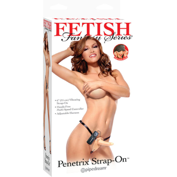 Penetrix Strap-On (Flesh)