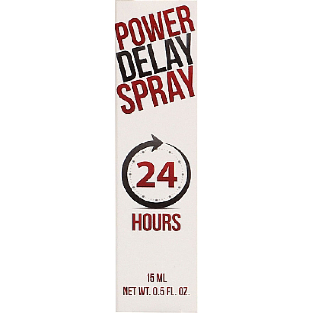 Power Delay Spray - 24h - 15 Ml