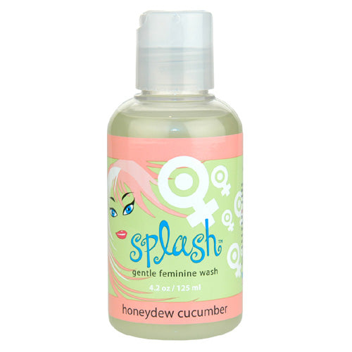 Sliquid Splash Feminine Wash - Honeydew Cucumber