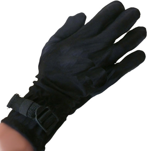 sex toy accessories desire romantic touch massage glove 6 black