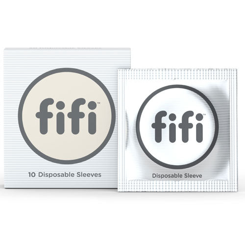 masturbation sleeves fifi 10 sleeves white