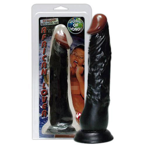 classic dildos you2toys african lover dong black