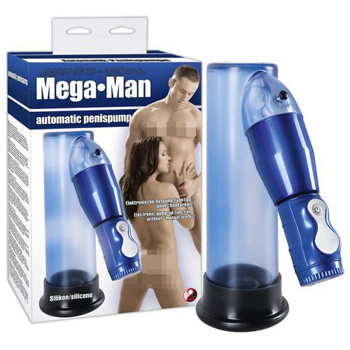 YT2 Mega Men Pump Automatic