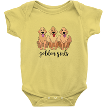 Golden Girls Infant Onesie