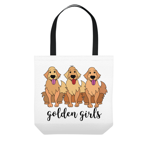 Golden Girls Tote Bags