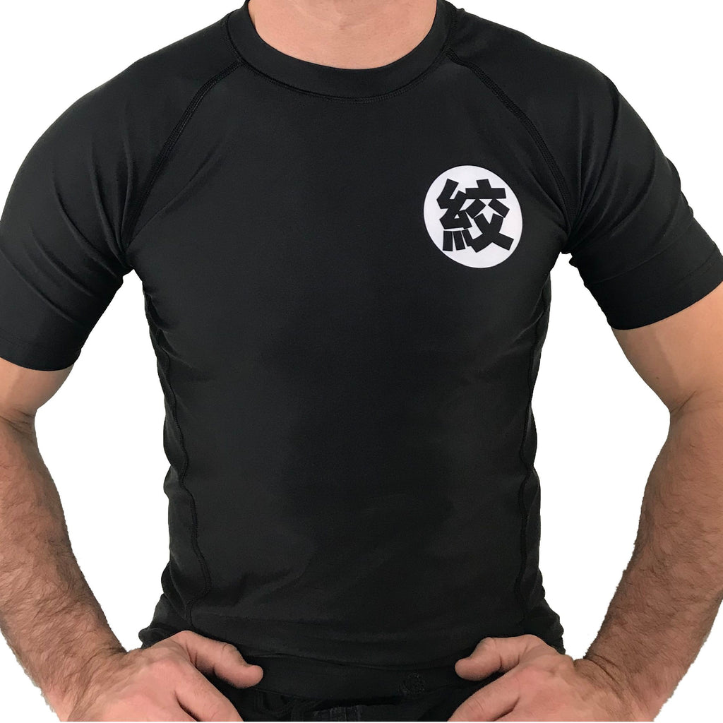 Jiu-Jitsu or Death Rash Guard