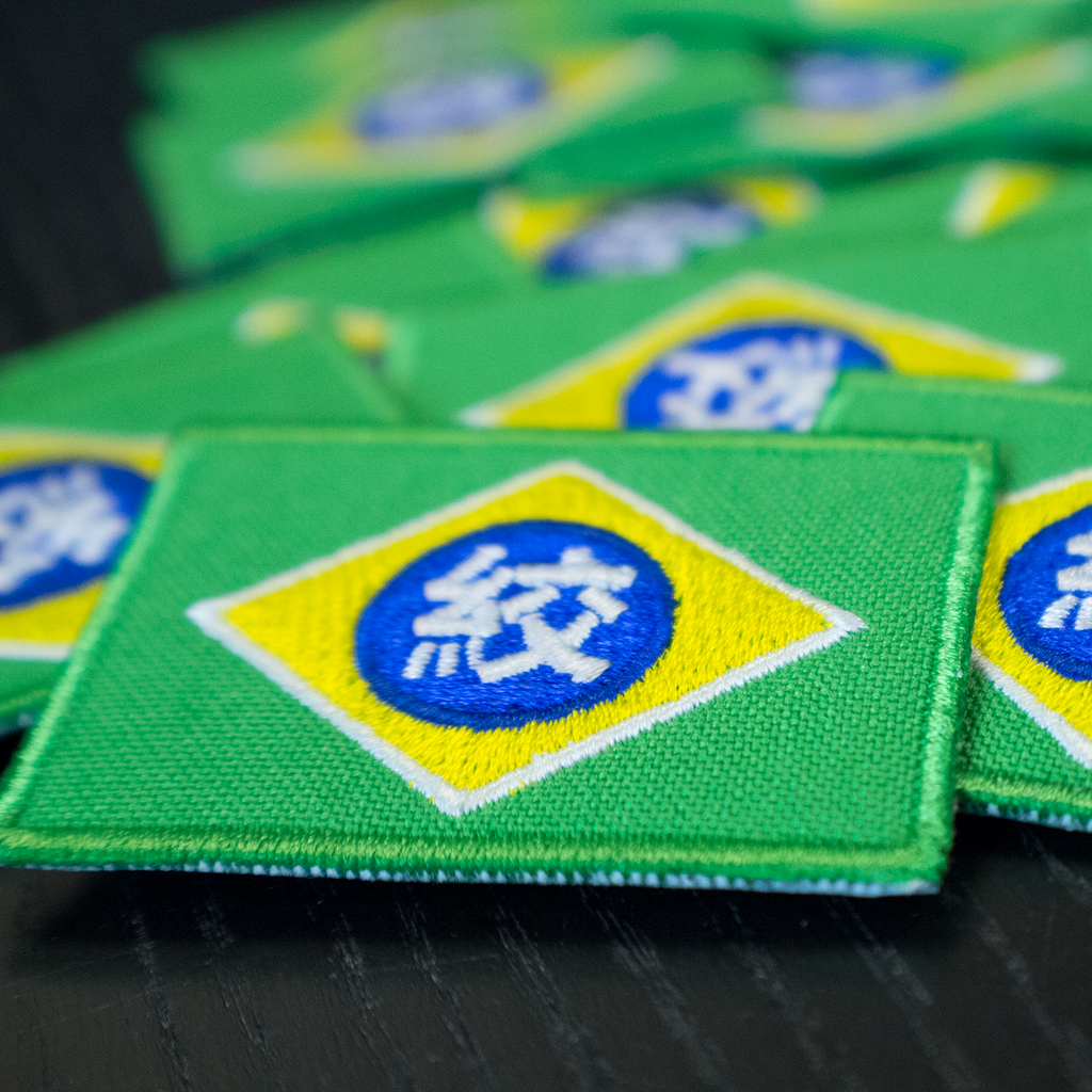 Shimeru Brazil Patch