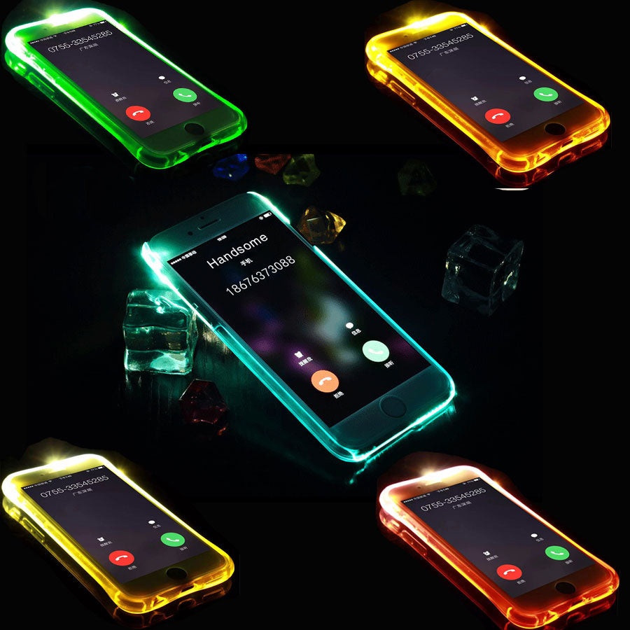 Light Up Remind Incoming Call Case