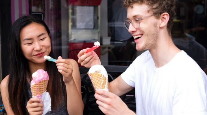 GTA company makes candy spoons and cups to curb plastic waste