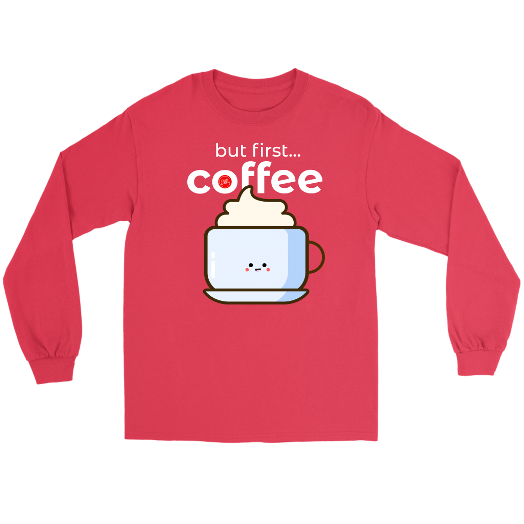 Coffee Long Sleeve (Adult size)
