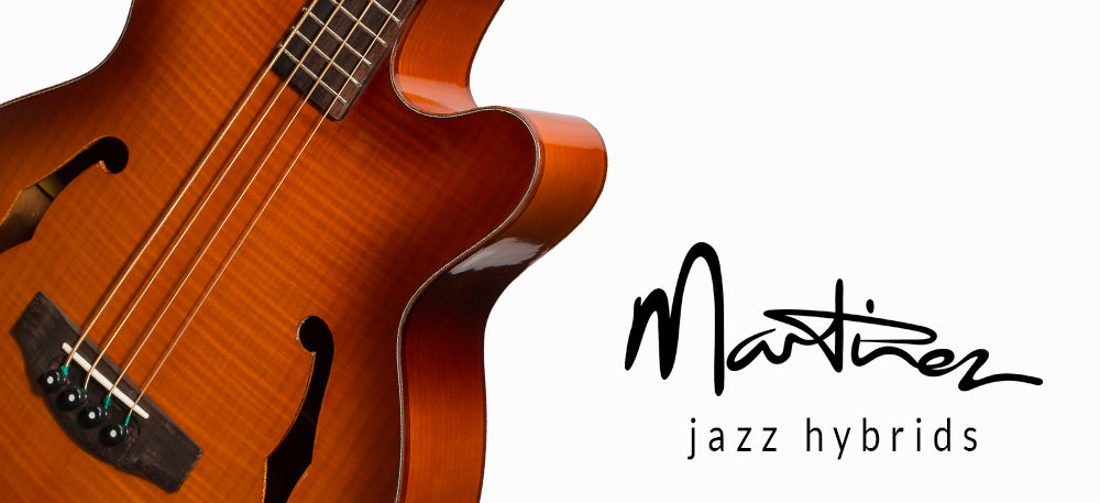 Martinez Jazz Hybrids Are Back!