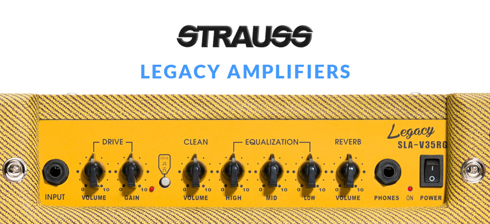 Strauss Legacy Amplifiers
