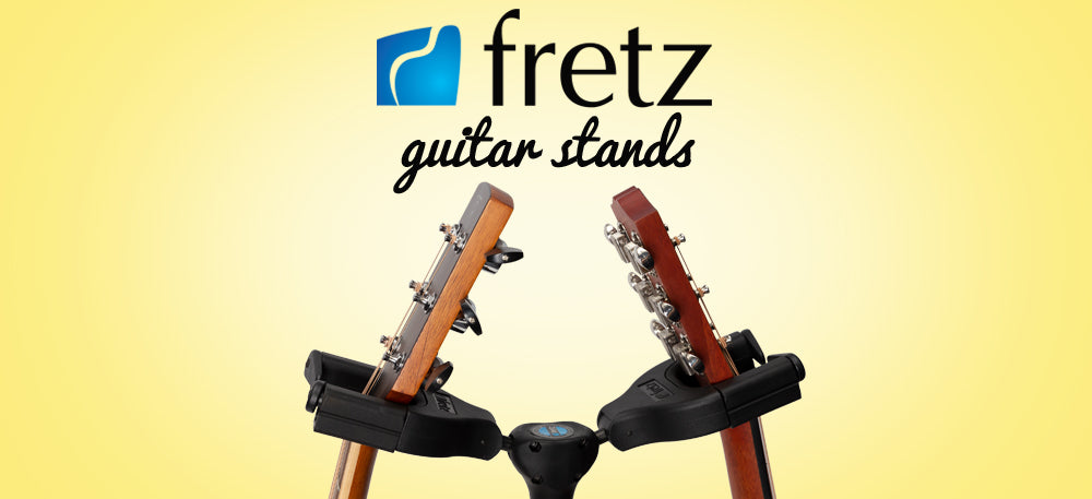 New Fretz Guitar Stands