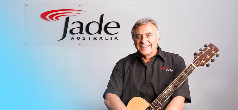 Joe Bonich - Jade MC Australia