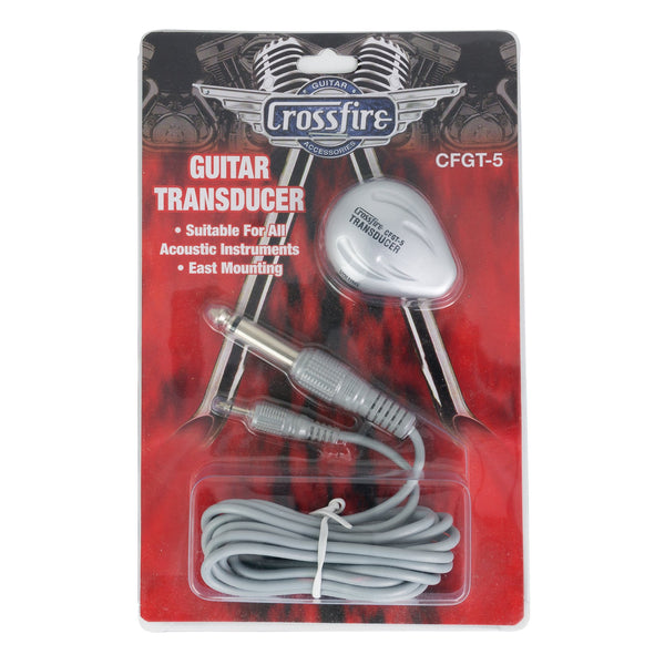 Crossfire Guitar Transducer Pickup