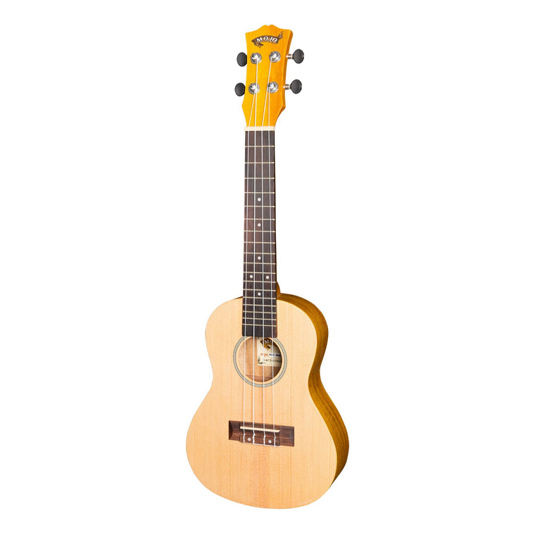 Mojo AS30 Spruce and Acacia Electric Concert Ukulele (Natural Satin)