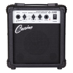 Casino ST-Style 3/4 Size Electric Guitar and 10 Watt Amplifier Pack  (Purpleburst)