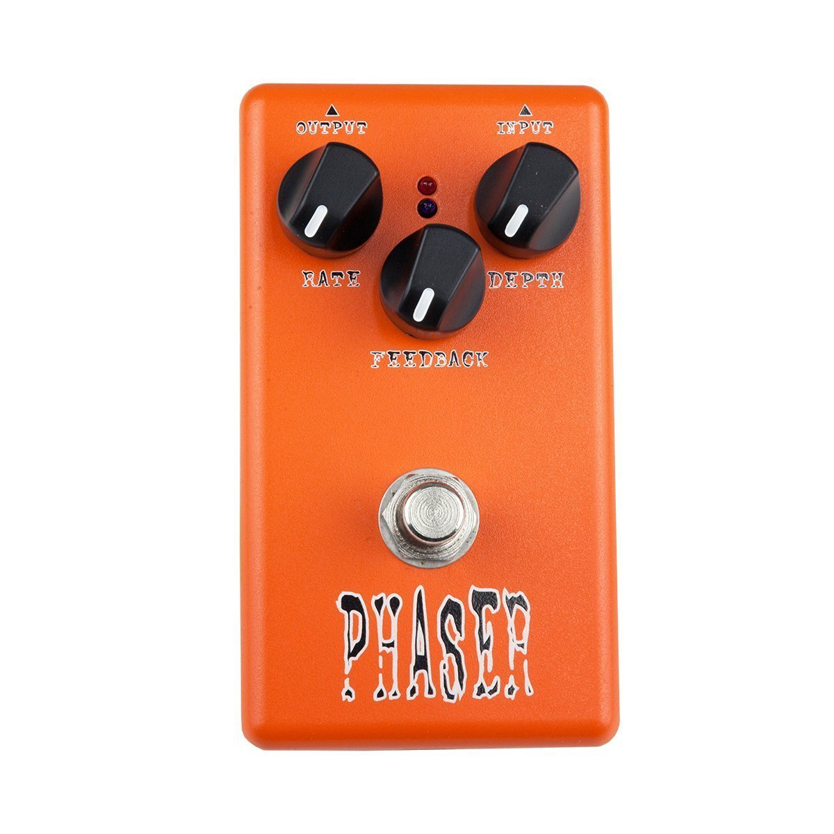 Crossfire Phaser Guitar Effects Pedal