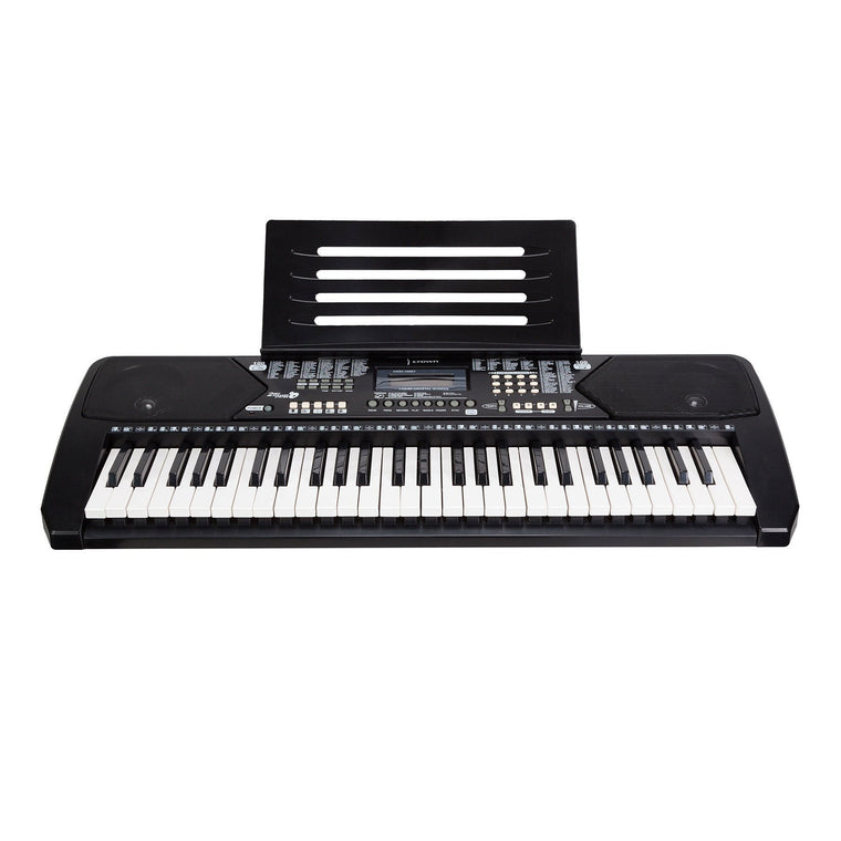 Crown 54 Note Electronic Portable Keyboard with Teaching Functions