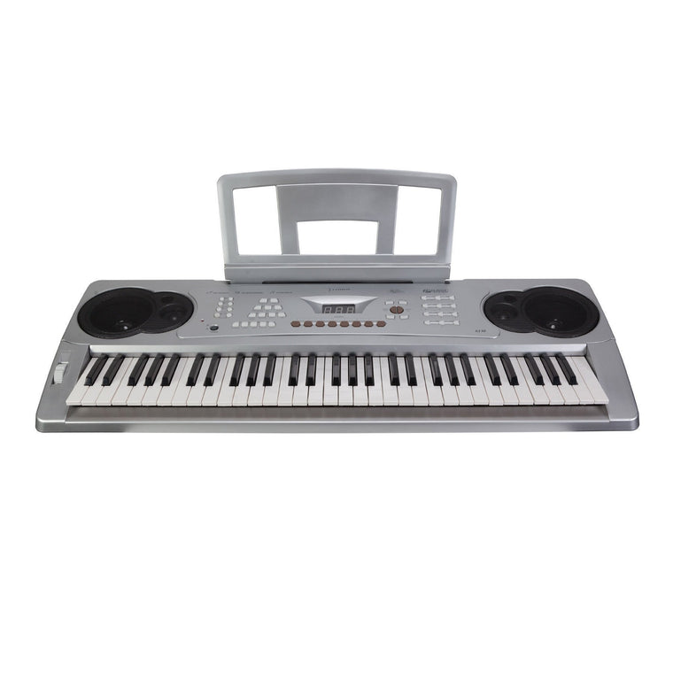 Crown 61 Note Electronic Portable Keyboard with Teaching Functions