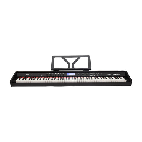 Crown A6 88-Key Touch Responsive Digital Piano (Black)