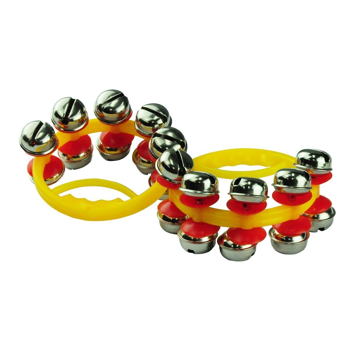 Drumfire Junior Hand Bells - Yellow